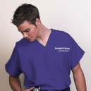 1-Pocket V-Neck Scrub