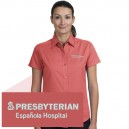 Ladies Short Sleeve Easy Care